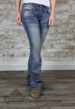 10021897: Women's Ariat R.E.A.L. Heirloom Riding Jean