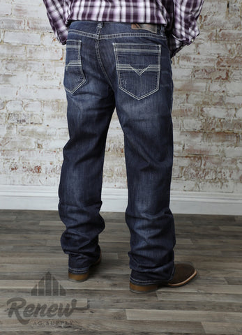 M0S5120: Men's Rock & Roll Double Barrel Reflex Jeans