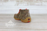 YDM0021-Youth Twisted X Red Chukka