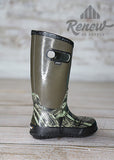 71742- Boys Camo Rainboots