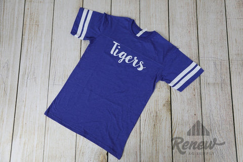 Glitter Tiger Adult Tees