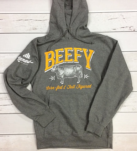 Adult Beefy Sweatshirt