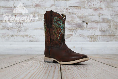 10019918- Boy's Ariat Mesteno Boots