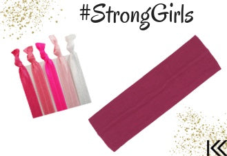 "Strong Girls ""When a young woman knows herself, can relate to others, and knows her purpose she is unstoppable!"""