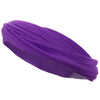 Mulitfunctional Headband Wide Yoga Running Workout Purple