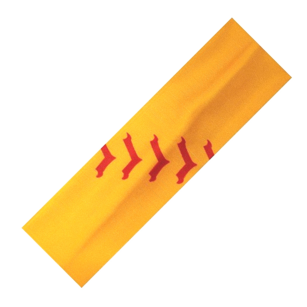 Performance Headband Softball Yellow