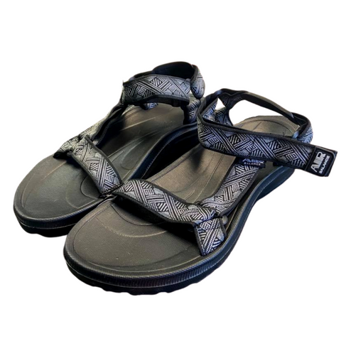 Air Balance River Water Sandal Shoes Lightweight Comfortable Gray