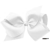 Classic Cheer Bows Large 6 Inch Hair Bow with Clip