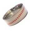 Softball Ring Sports Rings Softball Gifts for Girls Mom Coach Team Players Dad Fathers Day