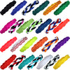 10 Braided Sports Headband Athletic Head Band You Pick Colors & Quantities