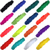 Non Slip Sports Headbands 250 Braided Athletic Head Bands You Pick Colors