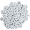 Buttons For Ear Saver Cotton Headband Soft Stretch For Nurses Healthcare Workers You Pick Colors and Quantity