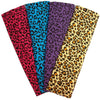 Headbands 4 Soft Stretch Headband Elastic Head Bands Cheetah Set Leopard