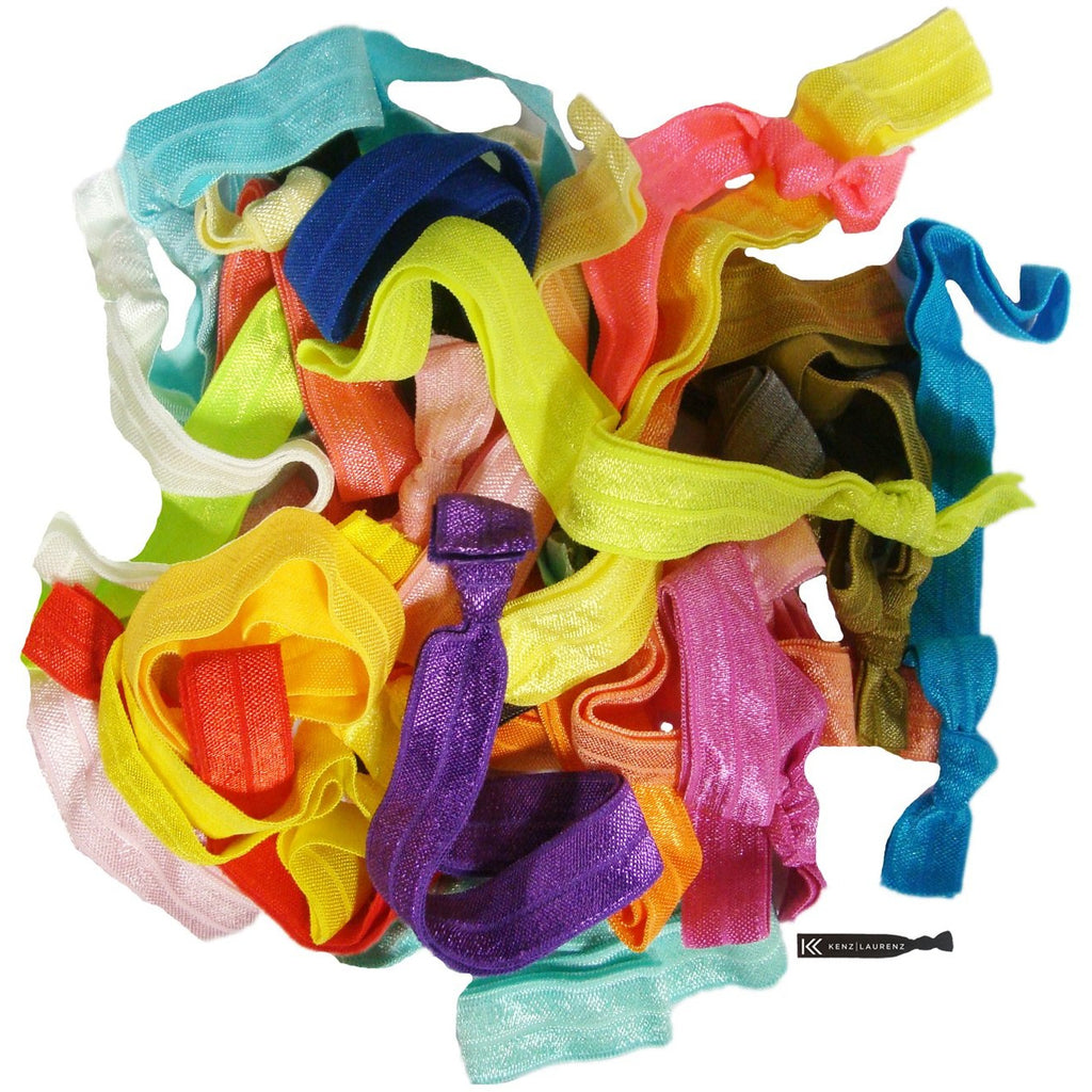 25 FOE Elastic Headbands Grab Bag