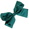 "Small 4"" Classic Hair Bow for Girls Bows with Clip Holder You Pick Colors & Quantities"