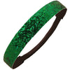 Glitter Headband Girls Headbands Sparkly Hair Head Bands You Pick Colors & Quantities