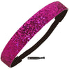 Glitter Headband Girls Headband Sparkly Hair Head Band Purple