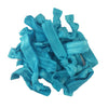 Hair Ties 20 Elastic Teal Ponytail Holders Ribbon Knotted Bands