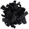 Hair Ties 20 Elastic Black Ponytail Holders Ribbon Knotted Bands