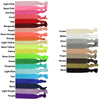 Hair Ties Elastic 50 You Pick Ponytail Holders Ribbon Knotted Bands