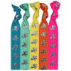 Hair Ties 5 Pack Unicorn