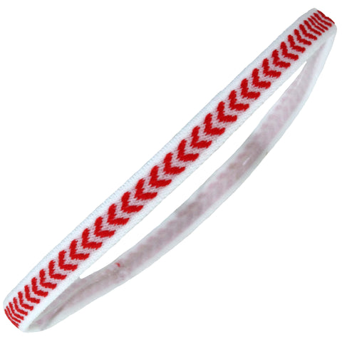 Non Slip Sports Headband Mini Elastic Head Band Athletic Baseball