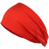 Performance Headband Moisture Wicking Athletic Sports Head Band You Pick Colors & Quantities