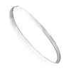 Non Slip Sports Headband Mini Elastic Head Band Athletic White