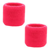Wrist Sweatbands Soft Terry Cotton Sweatband 2 Wristbands You Pick Colors & Quantities