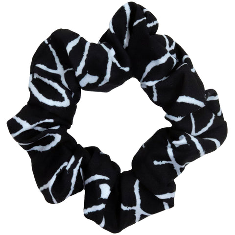 XOXO Scrunchie Cotton Hair Ties Ponytail Holder Scrunchy Elastics