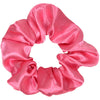 Satin Silky Scrunchies Ponytail Holder Hair Ties Scrunchy Scrunchie for Girls Women
