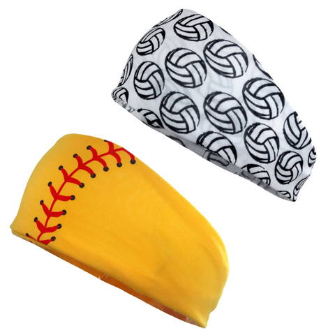 Sports Boho Performance Headband Head Wrap Head Tie