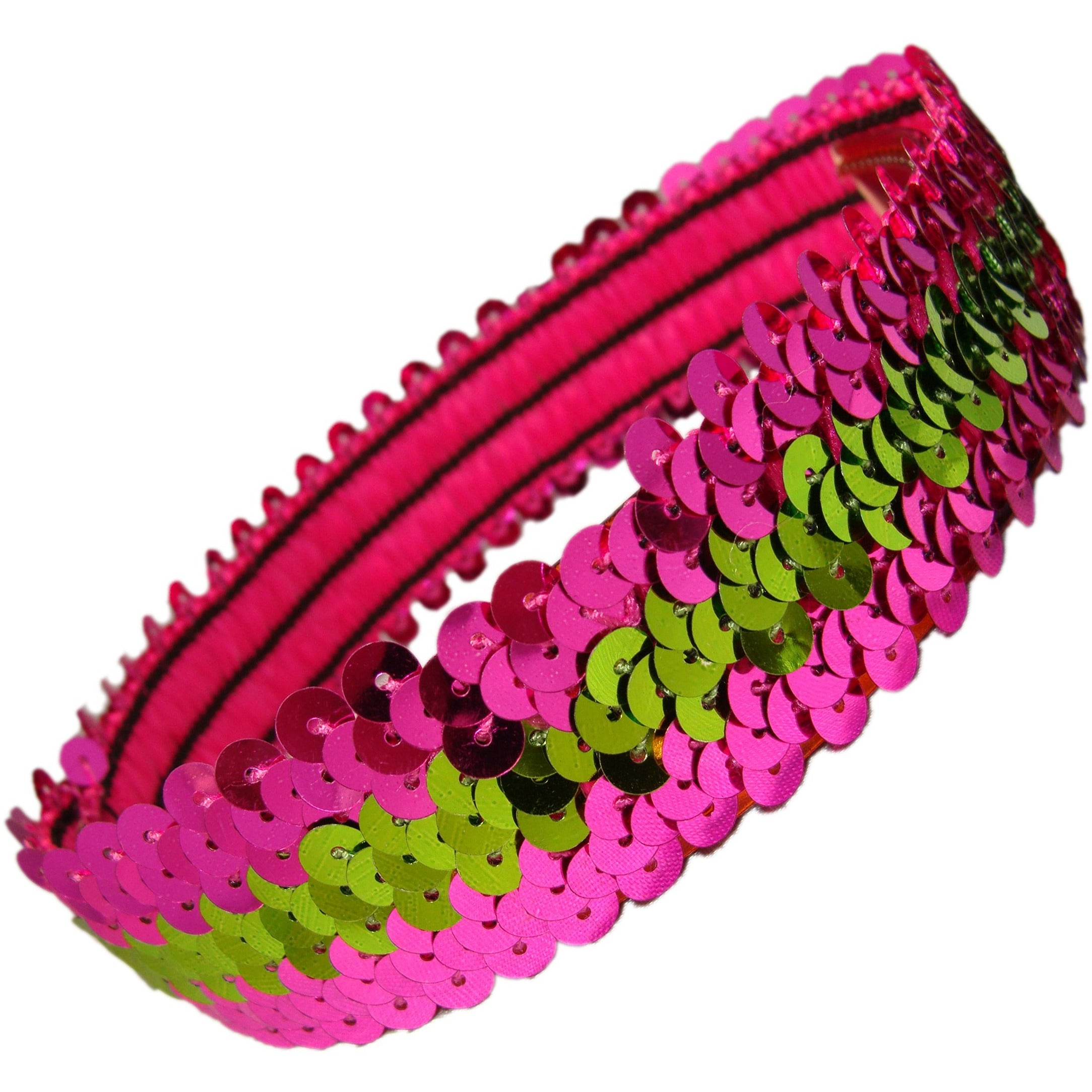 Hair Band Headband Baby Girl Colored Sequins Elastic Five-pointed Fashion Star