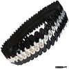 Sequin Headband Girls Headbands Sparkly Hair Head Bands Black Silver