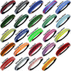 Softball Headbands 12 Non Slip Leather Sports Head Bands You Pick Colors
