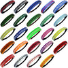 Softball Headbands 100 Non Slip Leather Sports Head Bands You Pick Colors