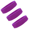 Sweatbands Terry Cotton Sports Headband Sweat Absorbing Head Band Purple 3