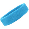 Sweatbands Soft Terry Cotton Sweat Band Headband You Pick Colors & Quantities