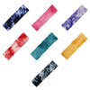 Cotton Headbands 5 Soft Stretch Headband Sweat Absorbent Elastic Head Bands Real Tree Set