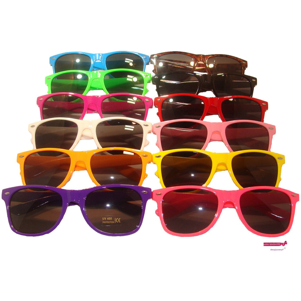 Sunglasses 4 Pack Assorted