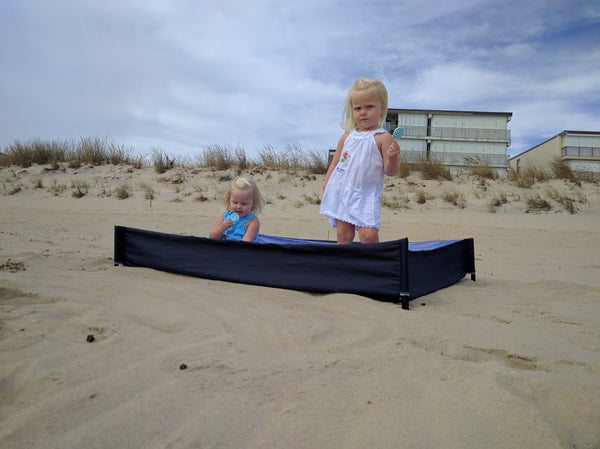 Frulu Blanket - Anchored, Water Resistant, Made in the USA - FruluWaterproofblanketwithsides