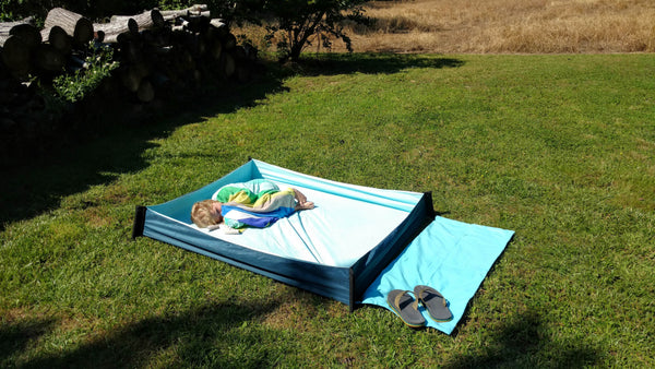 Summer Combo-Save $20 - FruluWaterproofblanketwithsides