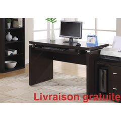 Bureau d'ordinateur 48 pouces  /  Computer Desk - Sports500.com