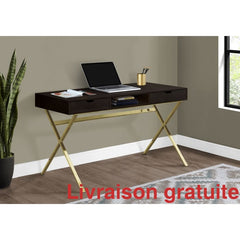 Bureau ordinateur 48 po.  / Computer Desk - Sports500.com