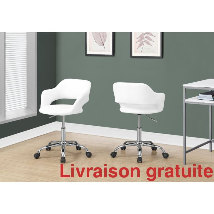 Chaise de bureau  /  Office Chair - Sports500.com