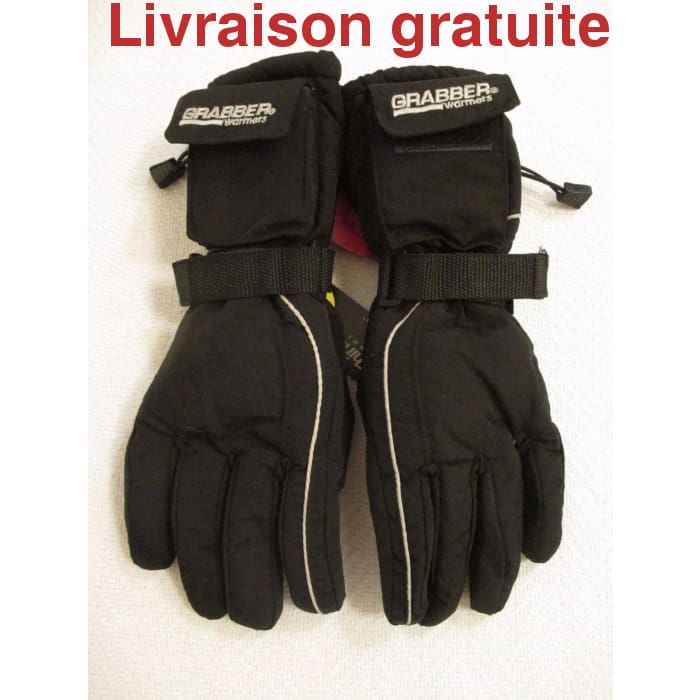 Gants chauffants / Heated gloves (small - Medium)