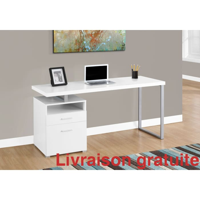 "Meuble de bureau 60""  /  Office Desk"