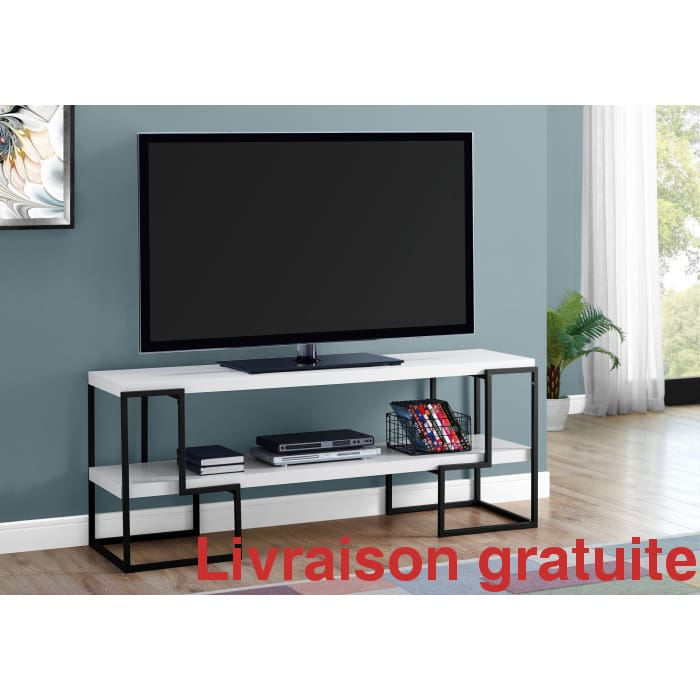 "Meuble télé, 60"" L  / 60 inch L TV Stand - Sports500.com"