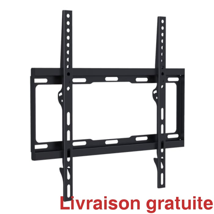 Support mural fixe - Fix TV Wallmount Bracket - Sports500.com