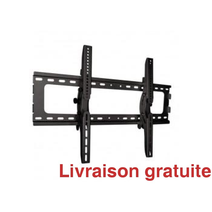 Support mural fixe / Fixed tv wallmount bracket
